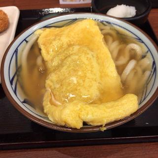 だし玉肉うどん(丸亀製麺 大須店 )