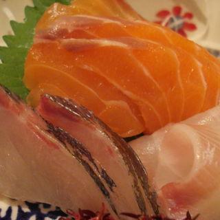 日替わりとお刺身定食(頂鯛 (itadakitai))
