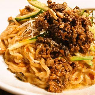 汁なし担担麺(中国菜 老饕 (Lao-Tao チュウゴクサイ ラオタオ))