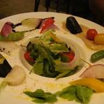 Bランチ(たっぷりお野菜のヘルシーランチ)