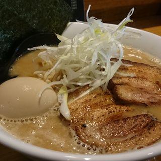 味噌ソバ(BUSHOU IRUMA BASE 本店)