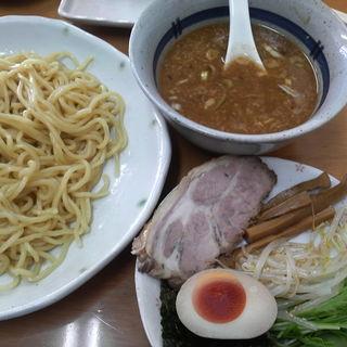 濃厚魚介つけ麺(あつもり・普通盛 200g) (麺屋 MARU )