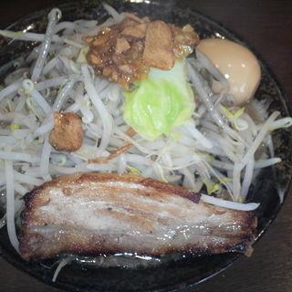 どてちん味玉ラーメン黒(並・130g) (どてちんⅡ )