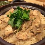 穴子と実山椒の土鍋(鈴しろ )