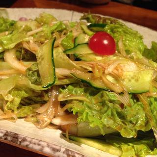 チョレギサラダ(さらん房)