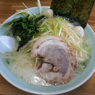 塩ネギラーメン (壱寅家  新松戸店)