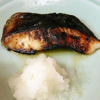 銀ダラ西京焼定食(かとう )