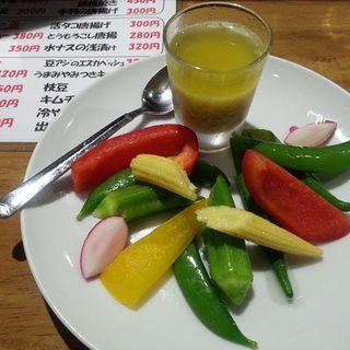 新鮮野菜のバーニャカウダ(Gonta(ゴンタ))