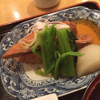 煮魚定食(三是 (みこれ))