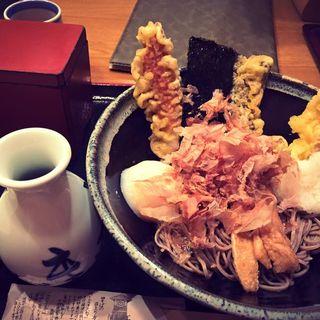 七福そば(麺酒房 文楽 さんプラザ店 )
