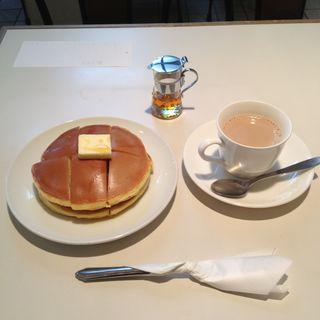 ホットケーキ(コーヒの店 アキラ )
