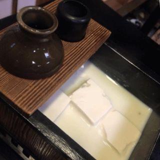 湯どうふ御膳(ぎをん 西坂 (にしざか))