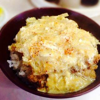 カツ丼(玉山食堂 )