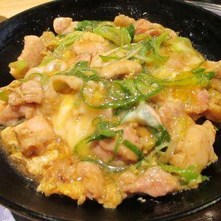 梅鶏親子丼(あい鶏 )