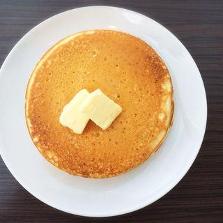パンケーキ(プレーン)(代官山パンケーキカフェClover's (クローバーズ))