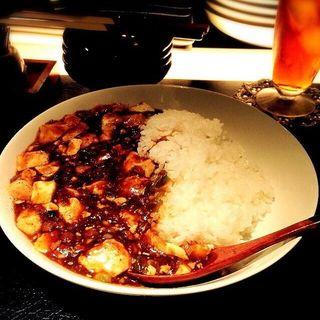 麻婆豆腐(中華バル JAM)