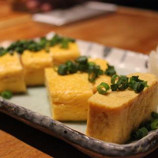 出汁巻き卵(てっぺん渋谷女道場)