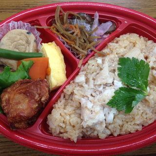 鯛めし弁当(ふじやす食堂 )