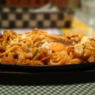 スパゲティ・イタリアン(グリル一平)