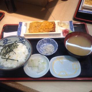 ウニ定食(鈴木水産 (スズキスイサン))
