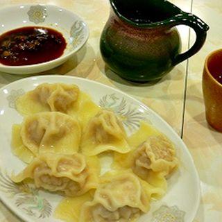 水餃子(台湾客家料理 新竹 (タイワンハッカリョウリ・シンチク))