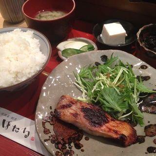 赤魚の味噌焼き定食(居酒屋 割烹 ほたる)