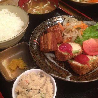 日替わり定食(レストラン オキナワ (OKINAWA))