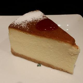 ニューヨークチーズケーキ(Brooklyn Parlor OSAKA)