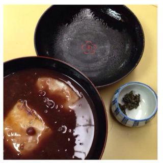 御膳しるこ((株)梅園)