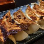 焼き餃子(にんにく無し)