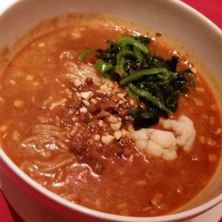 特製担担麺(堂島ホテル 中国料理 瑞兆)