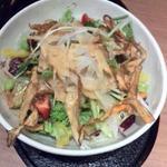 春の野菜サラダ