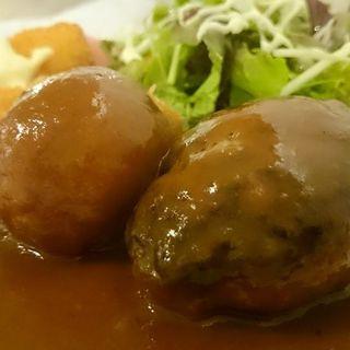 Aセット(洋食屋ナカムラ )