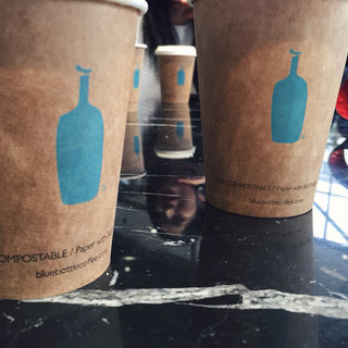LATTE(Blue bottle coffe 清澄白河)