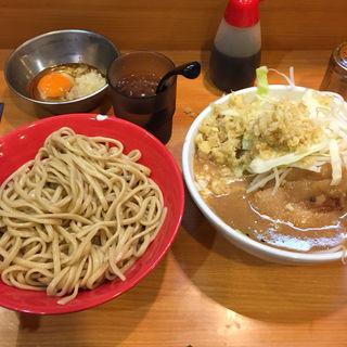 つけ麺(ラーメン二郎 八王子野猿街道店 2 )