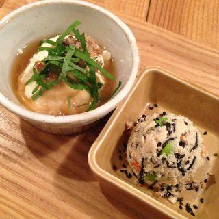サラダ・お豆腐デリ(ココノハ ミント神戸店)