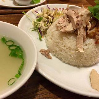 カオマンガイR(大阪カオマンガイカフェ (Osaka Khao Man Gai Cafe))