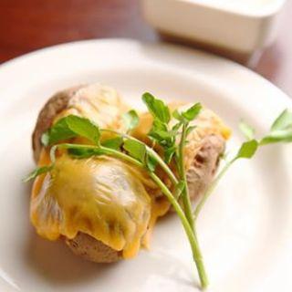 石窯焼チーズポテト(いしがまやハンバーグ さいたま新都心 )