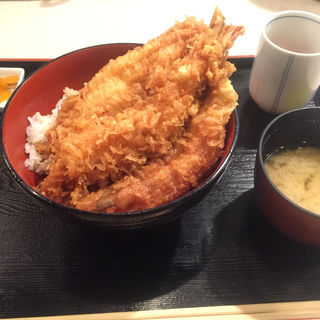 ミックス天丼(天周 (てんしゅう))