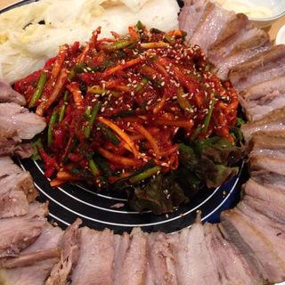 豚バラ肉セット  3人前(モイセ )