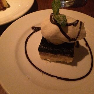 NYチーズケーキ(マーサーカフェテラスハウス (MERCER CAFE TERRACE HOUSE))