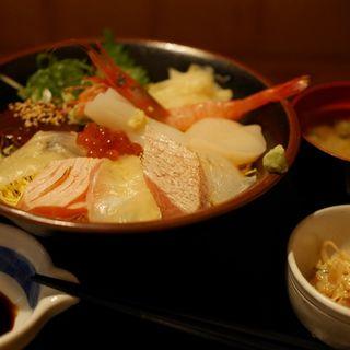 海鮮ひととき丼(ひととき)