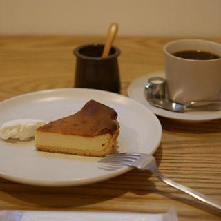 ベイクドチーズケーキ(cafe634)