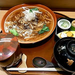 佐賀県産牛煮込みハンバーグ膳