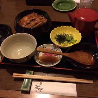 ひつまぶし(魚伊 本店 (うおい))