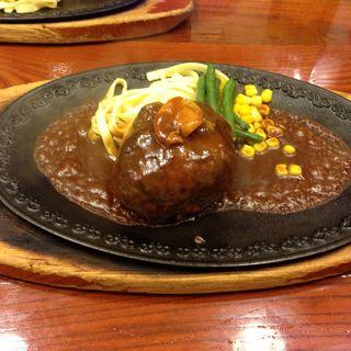 ハンバーグランチ(モンブラン 浅草店 )