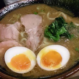 玉子ラーメン(わいず )