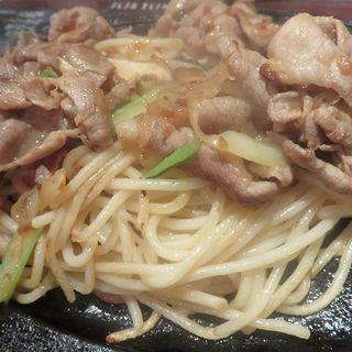 鉄板スパ・姫路ジンジャー(ローマ軒 グランフェスタ店)