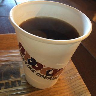 COFFEE : FRENCH PRESS(Brooklyn Roasting Company)