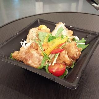 チリマヨチキン丼(マンゴツリーデリ 渋谷ヒカリエShinQs)